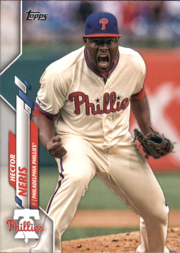 Photo of 2020 Topps #204 Hector Neris