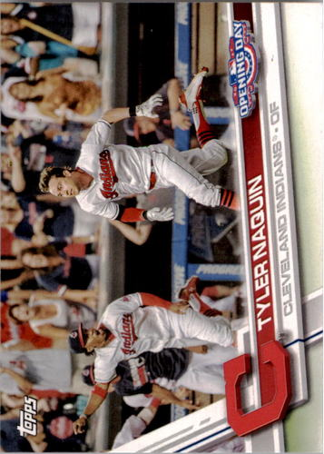 Photo of 2017 Topps Opening Day #166 Tyler Naquin