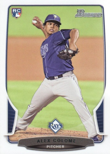 Photo of 2013 Bowman Draft #14 Alex Colome RC