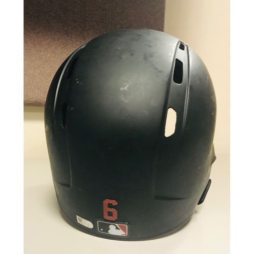 Photo of 2018 Team-Issued David Peralta Helmet