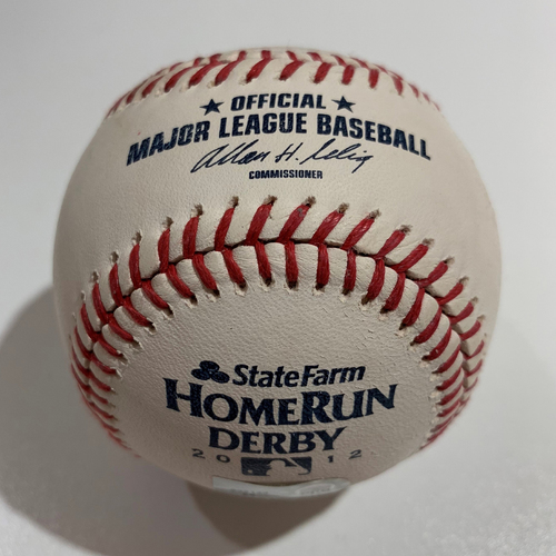 Photo of 2012 - HR Derby Baseball - Batter: Mark Trumbo - Round 2 (Out #1)