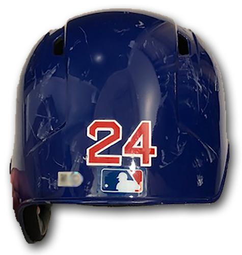 Photo of Craig Kimbrel Team-Issued Batting Helmet -- 2019 Season