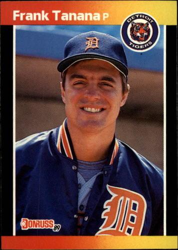 Photo of 1989 Donruss #90 Frank Tanana