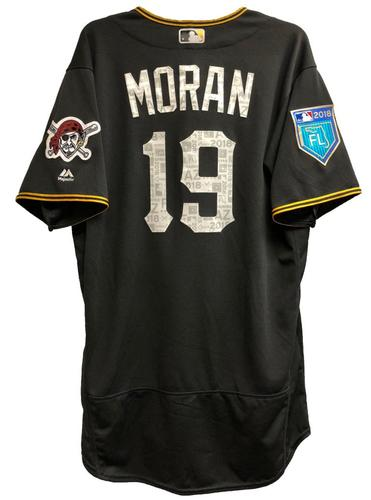 Photo of Colin Moran Game-Used 2018 Spring Training Jersey