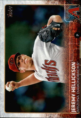 Photo of 2015 Topps #489 Jeremy Hellickson