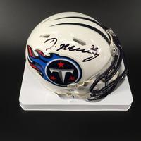 5cbf4206e Titans - DeMarco Murray Signed Mini Helmet