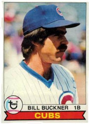 Photo of 1979 Topps #346 Bill Buckner