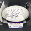 Bills - Lorenzo Alexander Signed Panel Ball with Bills Logo