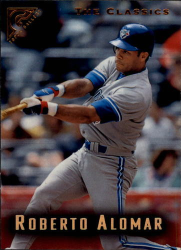 Photo of 1996 Topps Gallery #78 Roberto Alomar