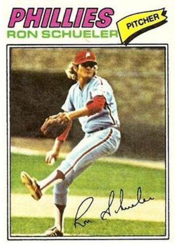 Photo of 1977 Topps #337 Ron Schueler
