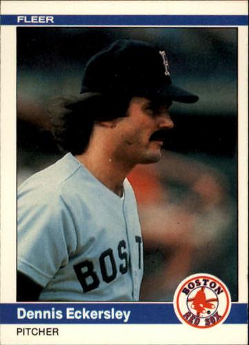 Photo of 1984 Fleer #396 Dennis Eckersley