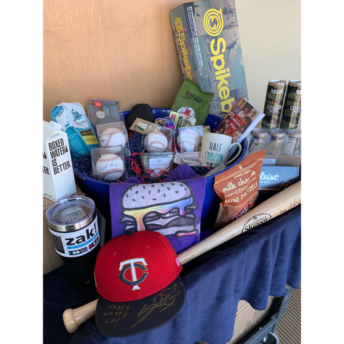 """Photo of Twins Wives """"My Favorite Things"""" Basket #2"""