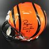 NFL - Bengals Ryan Finley Signed Proline Helmet