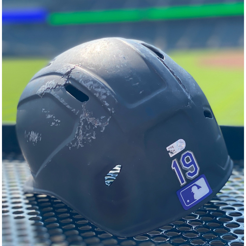 Photo of 2021 Team-Issued Batting Helmet - Charlie Blackmon