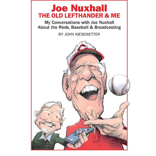 Photo of Joe Nuxhall: The Old Lefthander & Me by John Kiesewetter