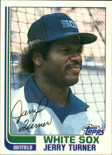 Photo of 1982 Topps #736 Jerry Turner