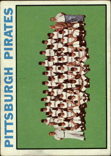 Photo of 1964 Topps #373 Pittsburgh Pirates TC