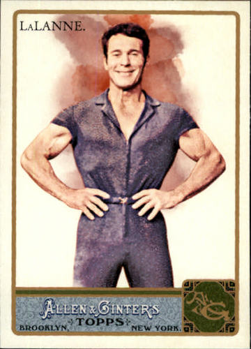 Photo of 2011 Topps Allen and Ginter #225 Jack LaLanne