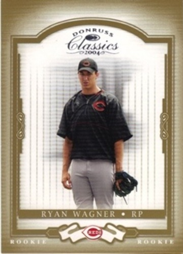 Photo of 2004 Donruss Classics #197 Ryan Wagner ROO