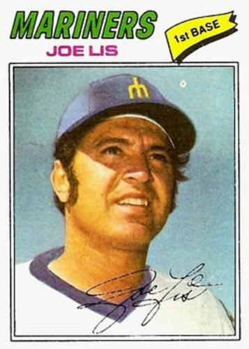 Photo of 1977 Topps #269 Joe Lis