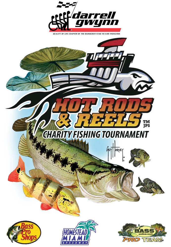Hot Rods & Reels Fishing Tournament Experience!