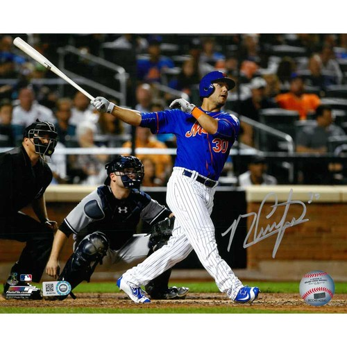 Photo of Michael Conforto - Autographed 8X10 Photo (Color)