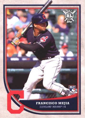 Photo of 2018 Topps Big League #180 Francisco Mejia RC