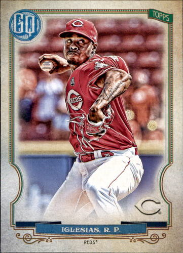 Photo of 2020 Topps Gypsy Queen #272 Raisel Iglesias
