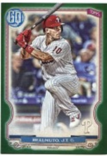 Photo of 2020 Topps Gypsy Queen Green #2 J.T. Realmuto