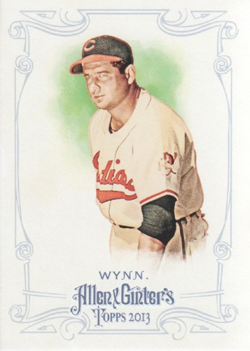 Photo of 2013 Topps Allen and Ginter #36 Early Wynn