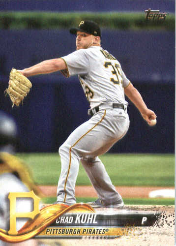 Photo of 2018 Topps #187 Chad Kuhl