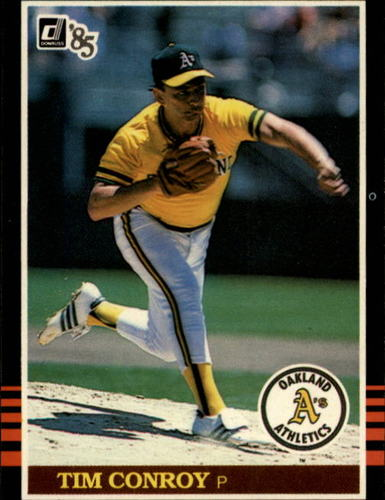 Photo of 1985 Donruss #156 Tim Conroy