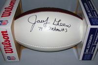 NFL - SEAHAWKS JACOB GREEN SIGNED PANEL BALL