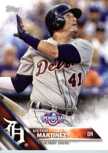 Photo of 2016 Topps Opening Day #OD106 Victor Martinez