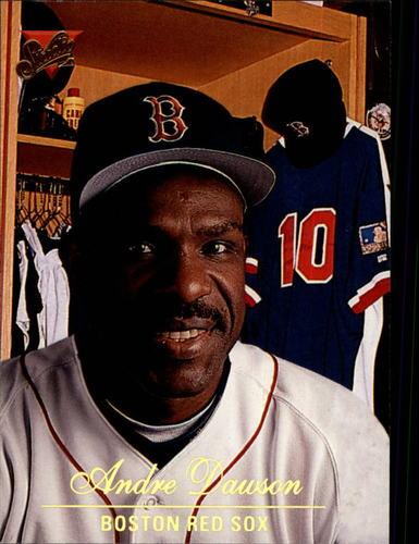 Photo of 1994 Studio #161 Andre Dawson
