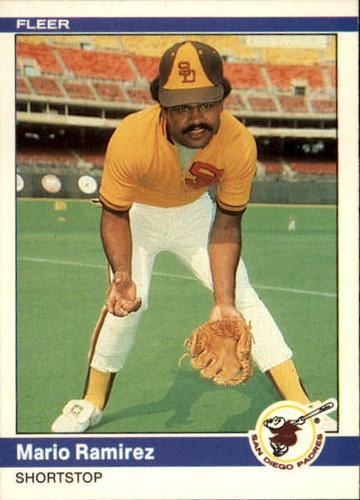 Photo of 1984 Fleer #309 Mario Ramirez
