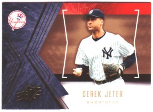 Photo of 2005 SPx #31 Derek Jeter