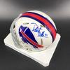 Bills - Patrick Demarco Signed Mini Helmet