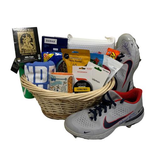 Photo of Nathan Eovaldi Favorite Things Basket