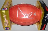 NFL - COWBOYS DAK PRESCOTT SIGNED AUTHENTIC FOOTBALL