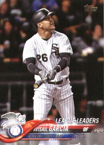 Photo of 2018 Topps #195 Avisail Garcia LL
