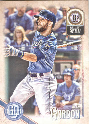 Photo of 2018 Topps Gypsy Queen #63 Alex Gordon
