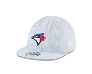 Toronto Blue Jays Infant Denim Reversible Cap by New Era
