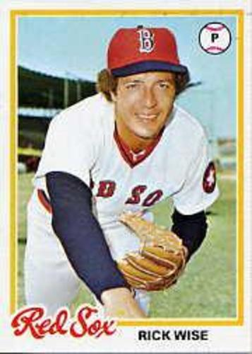 Photo of 1978 Topps #572 Rick Wise
