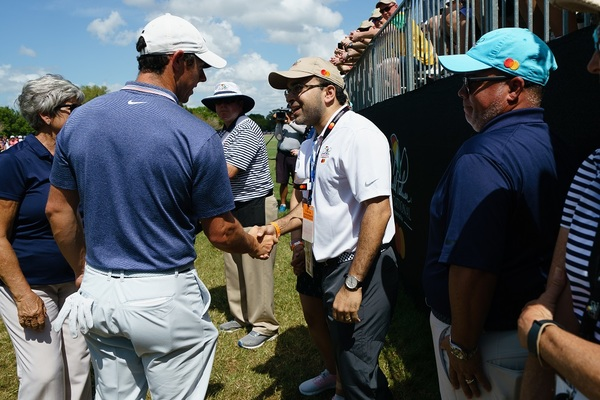 Clickable image to visit Two Honorary Observer Passes for the Arnold Palmer Invitational