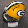 PCC - Packers Brett Favre Signed Proline Helmet