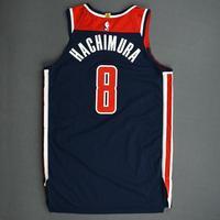 Rui Hachimura - Washington Wizards - Game-Worn Statement Edition Jersey - Played 5 Games - 2019-20 NBA Season