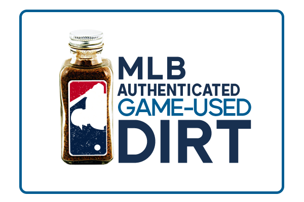 GAME-USED DIRT PRODUCTS