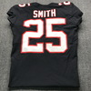 Crucial Catch - Falcons Ito Smith Game Worn Jersey Size 42 (10/22/2018)