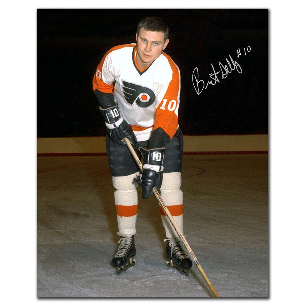 Brit Selby Philadelphia Flyers Autographed 8x10